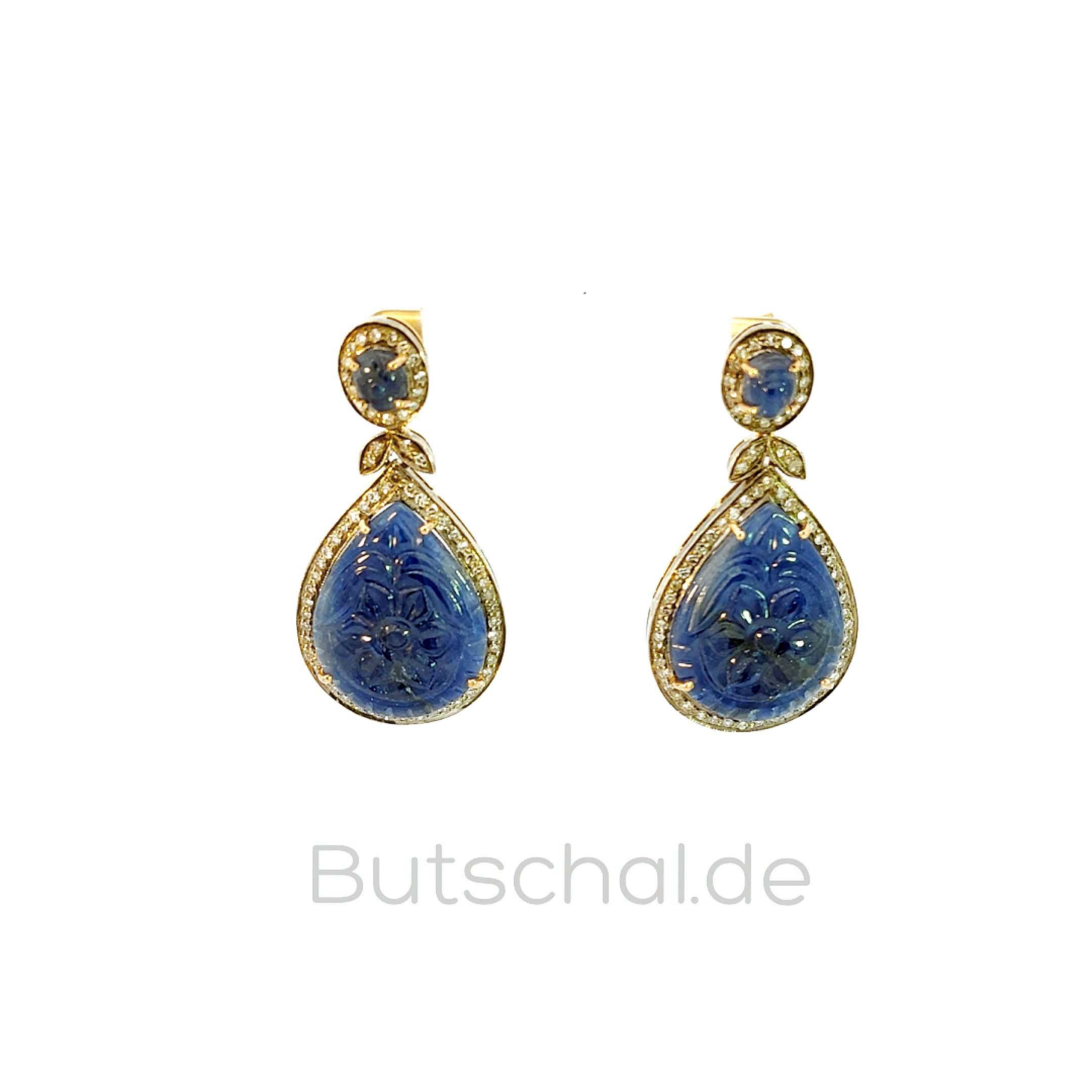 diamant onyx weissgold ohrringe mit 0 1ct diamanten schmuck. Black Bedroom Furniture Sets. Home Design Ideas
